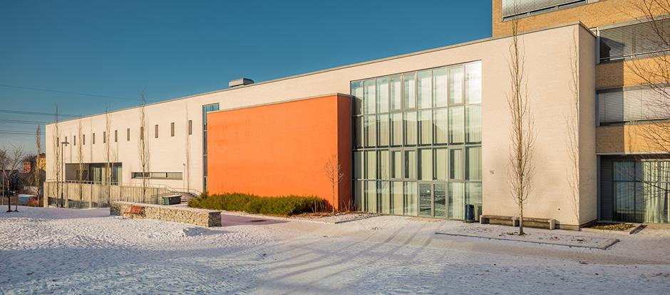 Etterstad Videregående Skole Sohlberg & Toftenes
