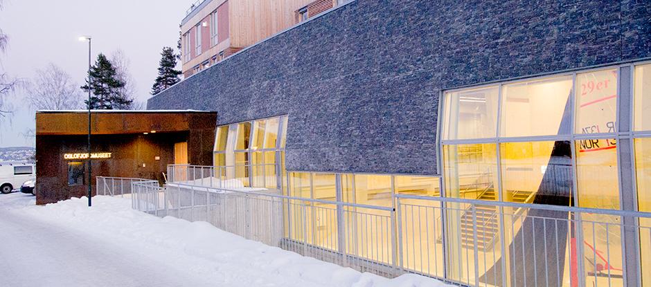 Maudbukta Museum Sohlberg & Toftenes