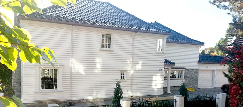 Villa Bygdøt Sohlberg & Toftenes